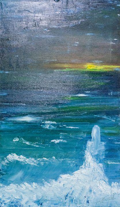 Waves'Queen - Nicolae Marius David