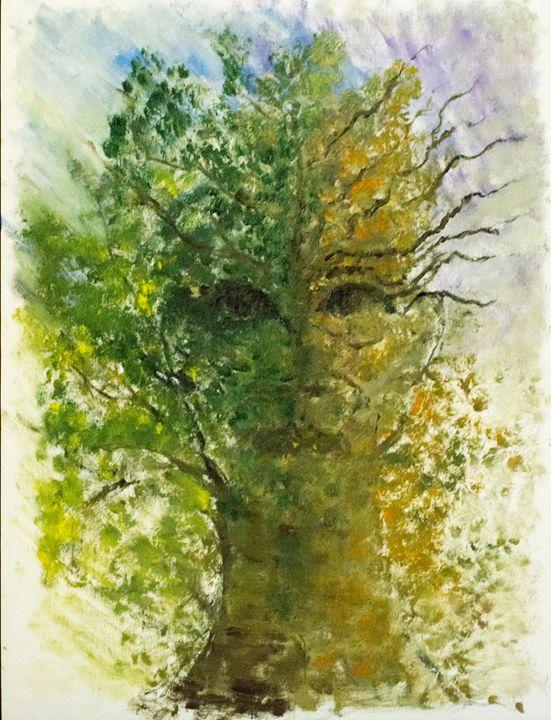 life tree - Nicolae Marius David