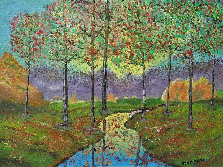 Fall Colors - Johns Art