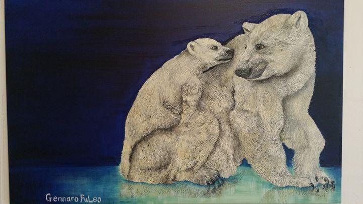 mothers love - gennaro puleo