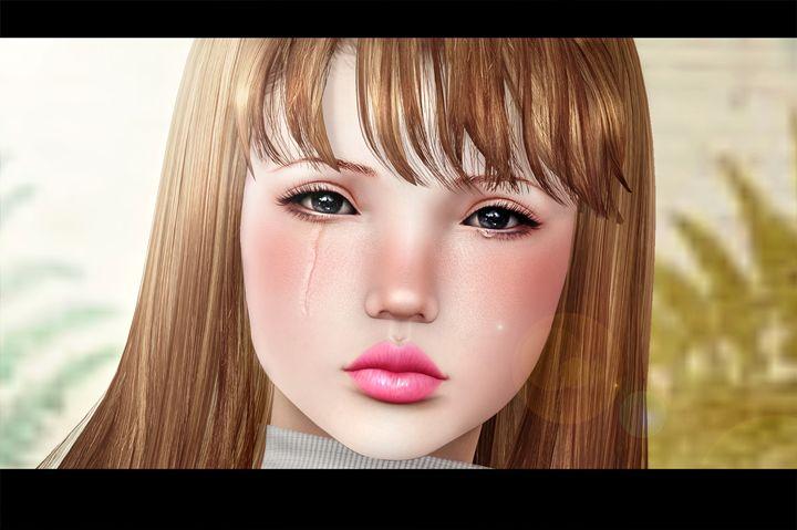 Portrait in 3D_10 - MUDSKIN