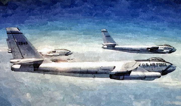 Cold War Formation - William Butman