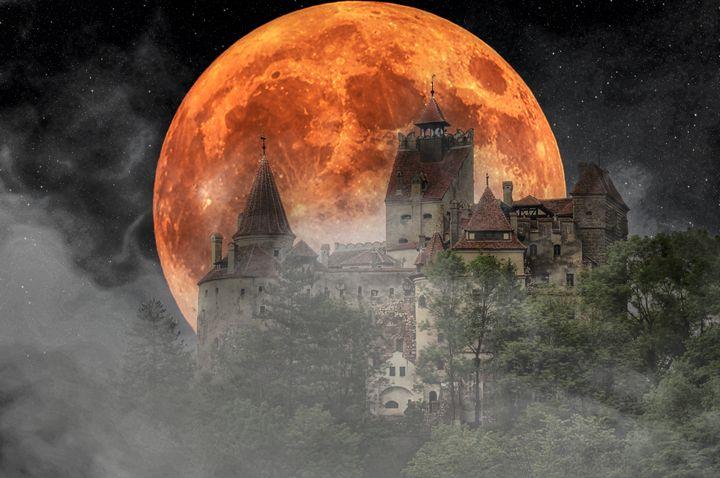 Castle Bran - William Butman