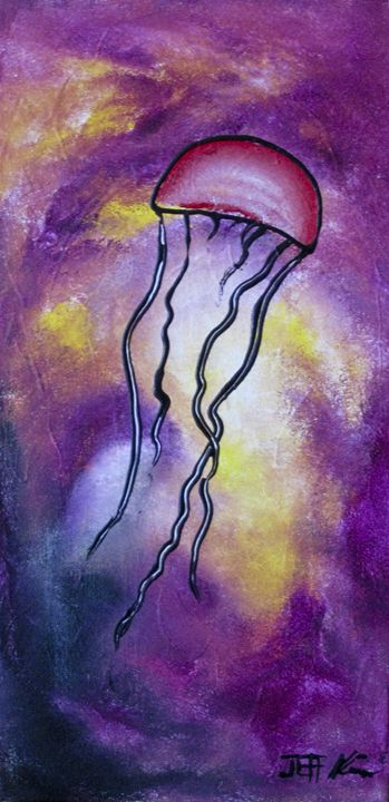 I Want to Swim Like a Jellyfish - Abstracts