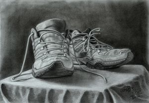Running Shoes - Still Life