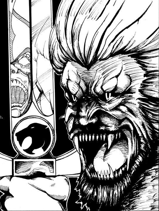 Lion-O King of the ThunderCats - Pulse Imagery Comics