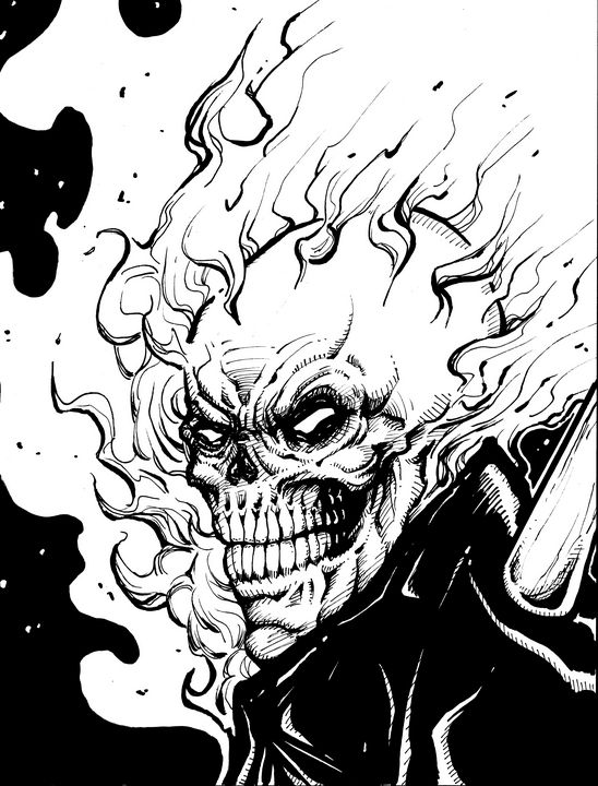 Ghost Rider - Pulse Imagery Comics