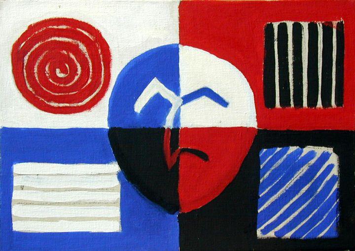 Original  Abstract Art - ArtAdo