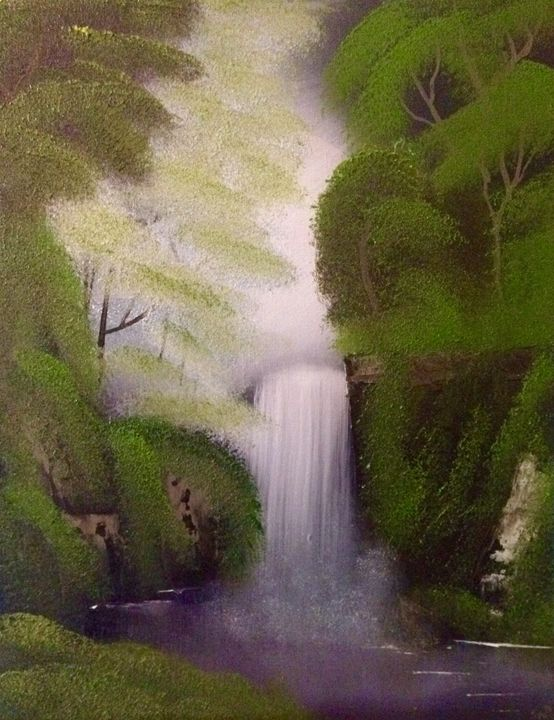waterfall glade - Scott Patti