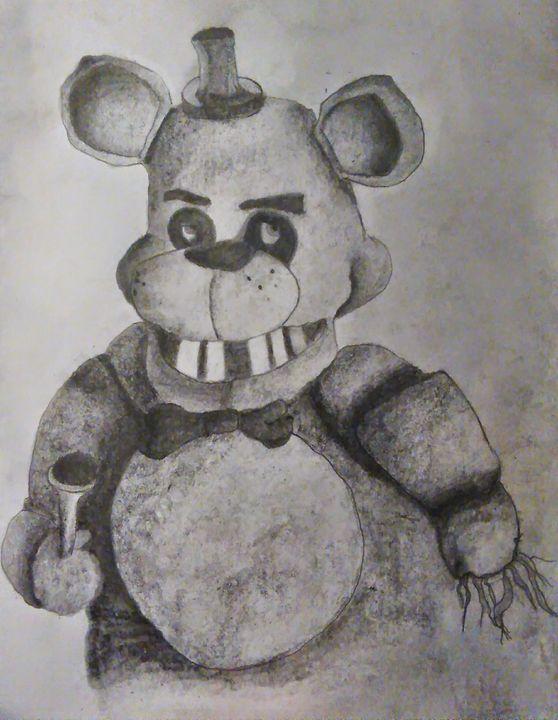 Freddy Fazbear - Scott Patti