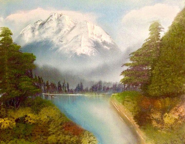 Mountain Beauty - Scott Patti