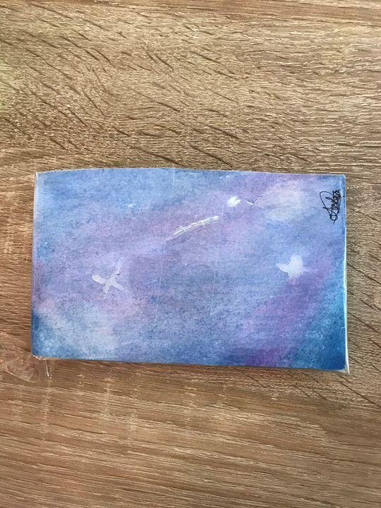 Faded Galaxy - Ada Broeck