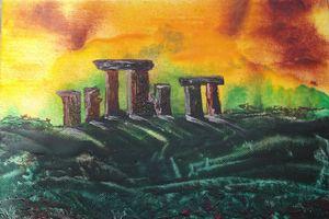 Stonehenge inspiration
