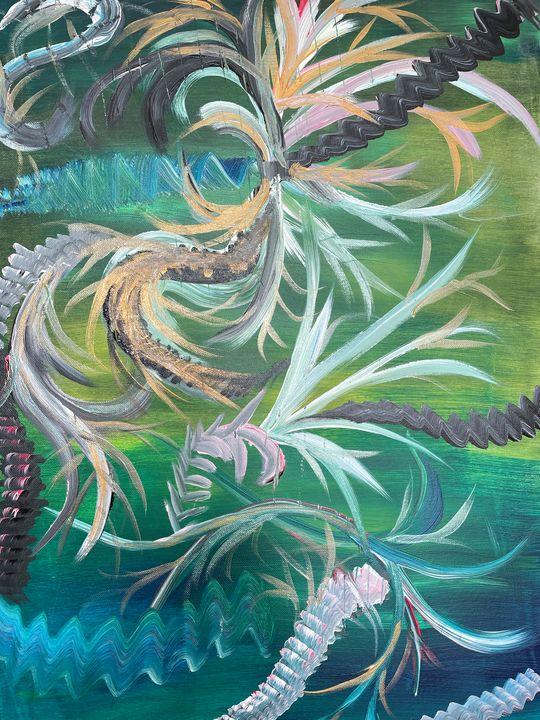 Rising from the hidden depths - Pat O'Neill