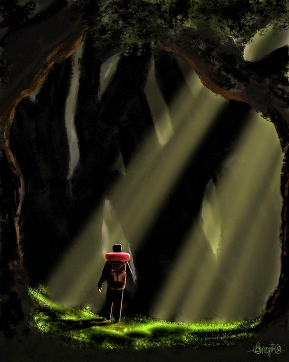 Into the woods - Digital Odyssy