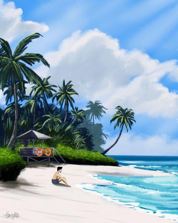 BeachDay - Digital Odyssy