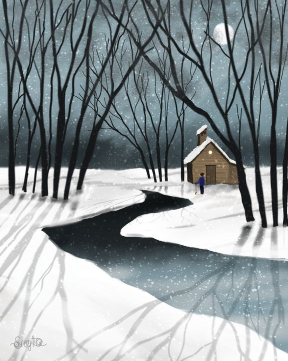 Winterday - Digital Odyssy