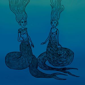 Scowling Mermaids