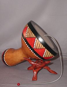 Thunder Drum with stand