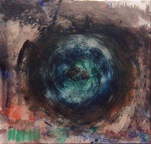 Supernova I - Regis Pineault Abstract Art