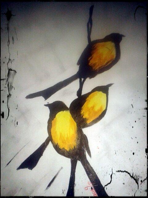 Birds - Raquel