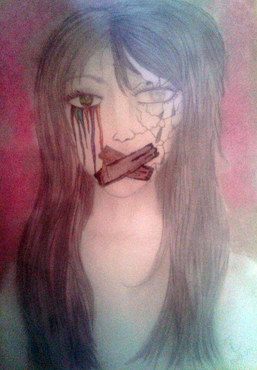 Break the silence - Raquel