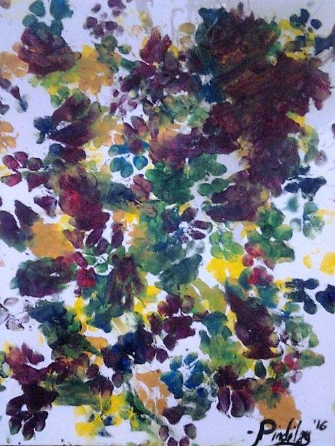 Paw prints (Bell's) - Pindilay