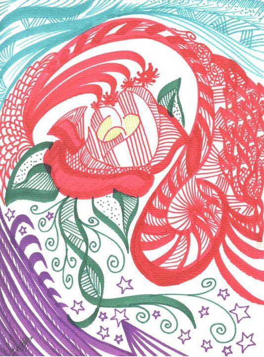 Flowery gift - Mayajoe27