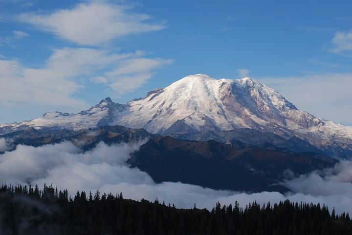 The Glory of Mount Rainier - Wend Images Gallery