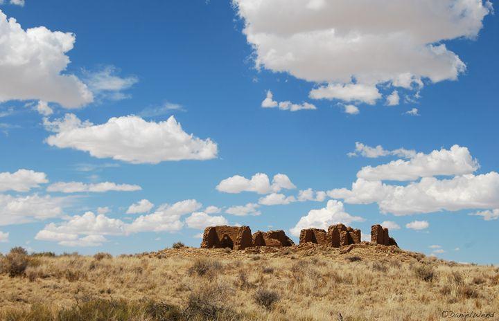 New Alto Pueblo - Wend Images Gallery