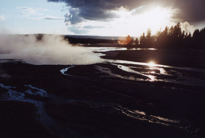 Midway Geyser Basin - Wend Images Gallery