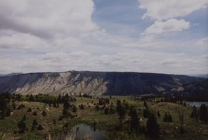 Yellowstone National Park Vista - Wend Images Gallery