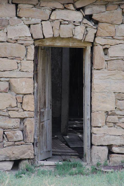 Stone Doorway - Wend Images Gallery