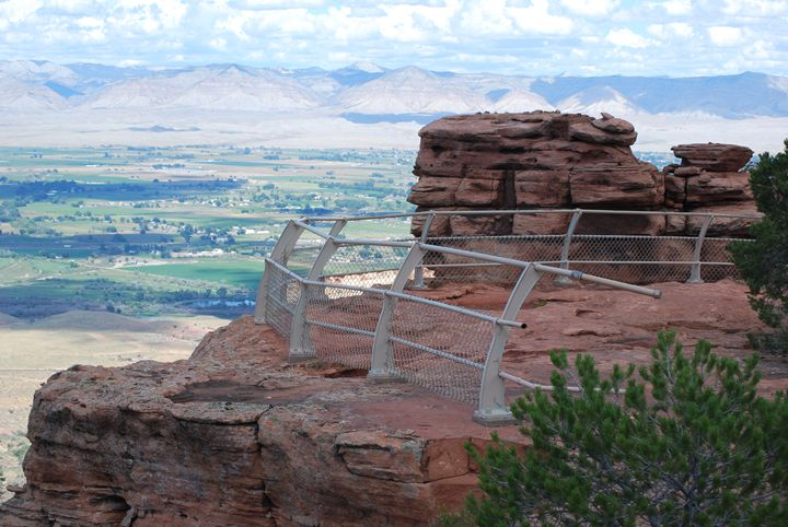 Grand Valley Overlook - Wend Images Gallery