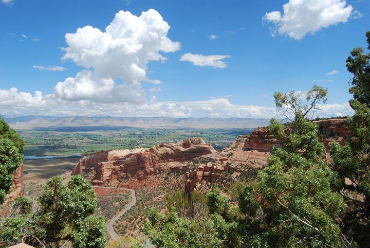 Grand Valley Vista, Colorado - Wend Images Gallery