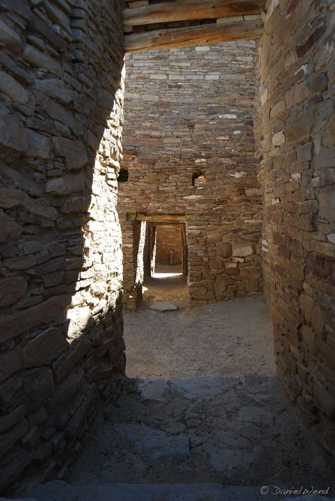 Ancient Passageway - Wend Images Gallery