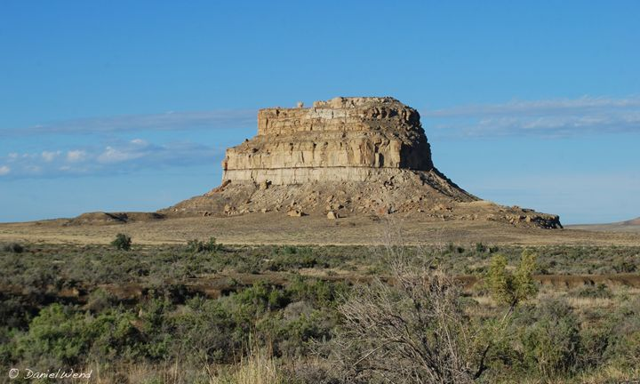 Fajada Butte - Wend Images Gallery