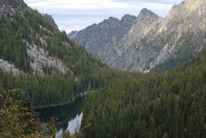 Mountain Corridor