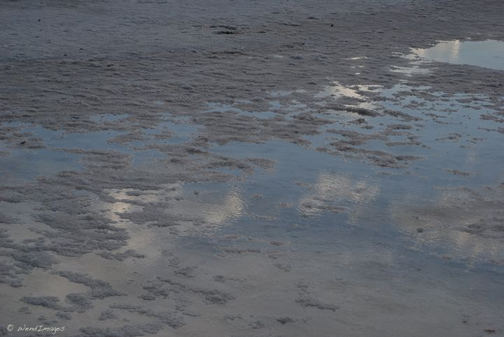 Salt Flat Reflections - Wend Images Gallery