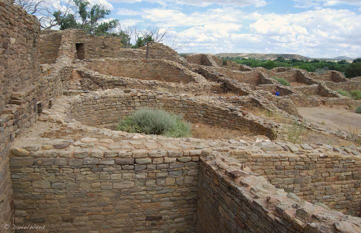 Aztec Ruins Overlook - Wend Images Gallery