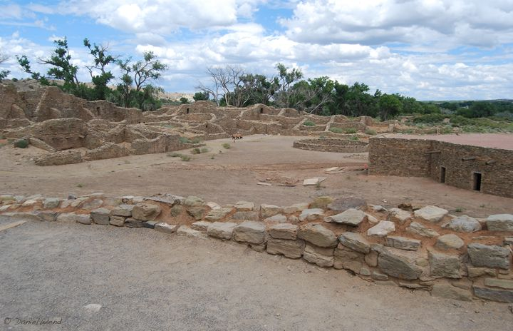 Aztec Ruins Overview - Wend Images Gallery