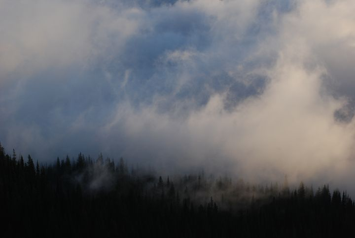 Edge of the Clouds - Wend Images Gallery