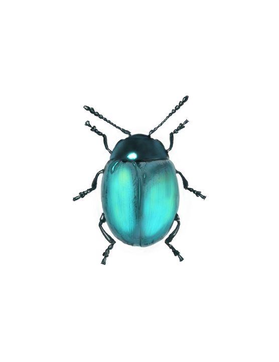 Beetle #3 - Tomahto Art Studio