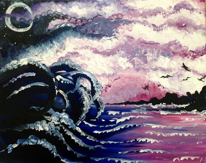 Kraken Waves - SMB Creations