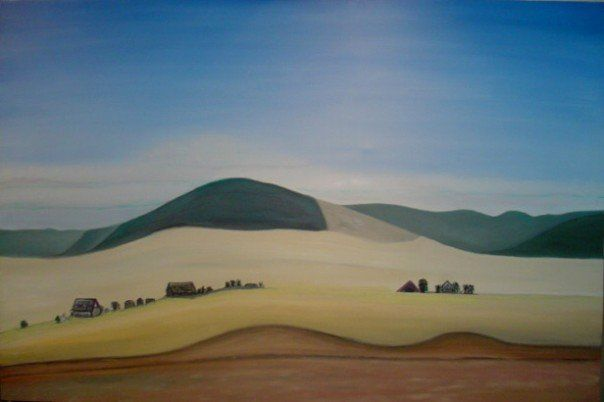 Hilltop View - Billy Hay
