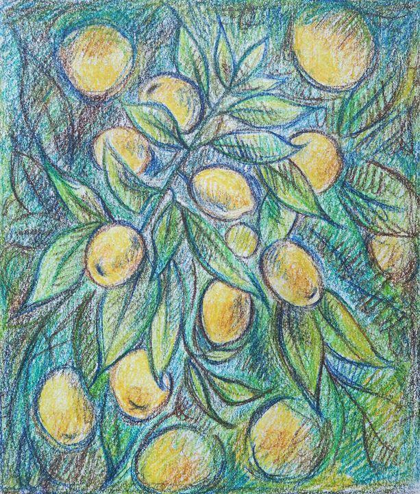 Lemon Tree - Olha Gordiiuk