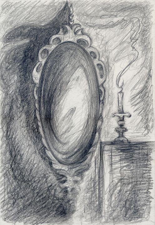 Dark Mirror - Olha Gordiiuk