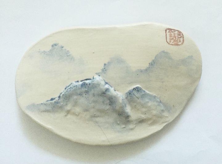 CERAMIC ART WORK CONTEMPORARY ART - Yuyao Hou