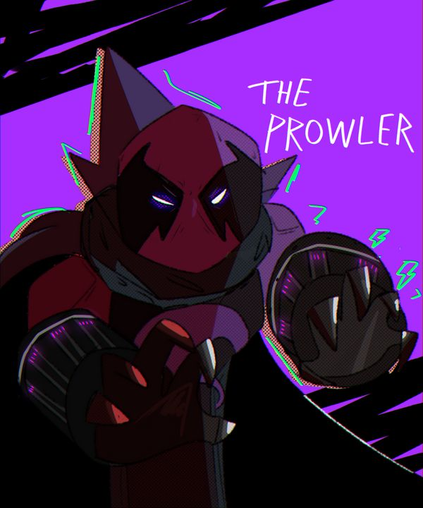 The Prowler - Vomy's Art Shop