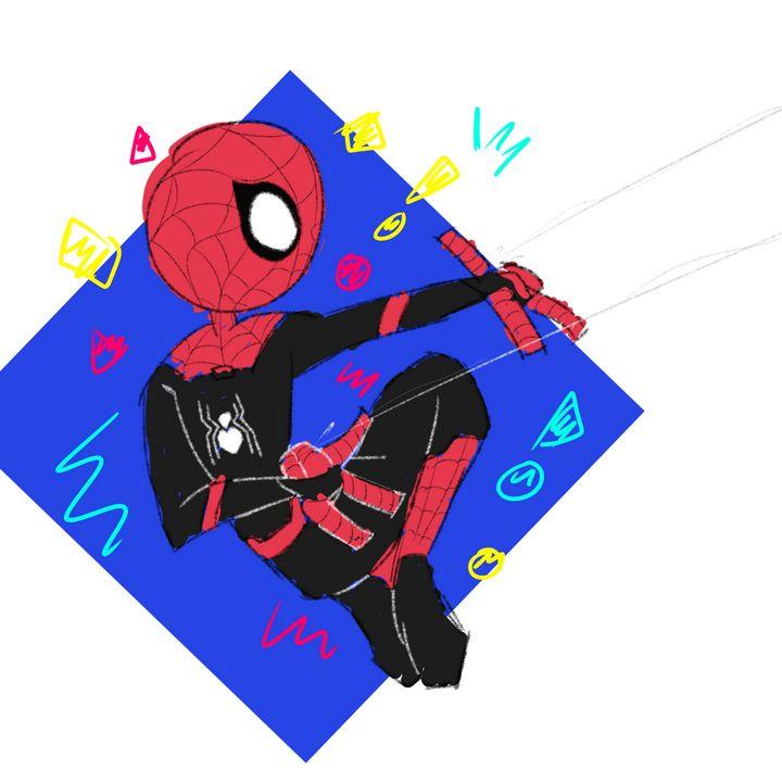 Spider-Man - Vomy's Art Shop